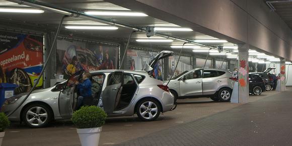 Parking Luchthaven Eindhoven